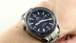 Omega Seamaster Planet Ocean 600m 232.90.42.21.03.001 Luxury Watch Review