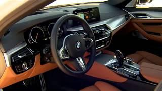 2019 New BMW 5 Series Sedan Luxury Sport