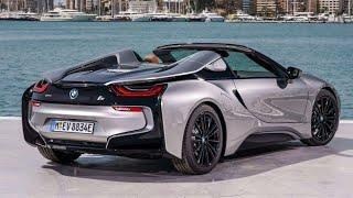 2019 BMW i8 Roadster Product Overview