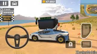 Police Drift Car Driving Simulator: Luxury Police Car Unlocked - Android GamePlay