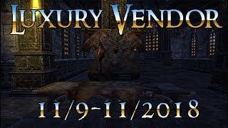 ESO Luxury Vendor 11-9-2018