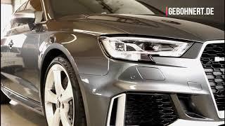 Audi RS3 Sportsback 8V Liquid Elements Eco Shield Keramik