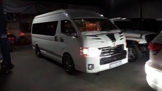 Luxury Car/Toyota Hiace KTV Lounge 2014 V4 (Used Car)