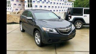 Bargain Japanese Luxury | New 2015 Acura RDX AWD
