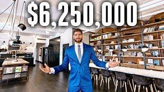 NYC Apartment Tour: $6.25 MILLION LUXURY APARTMENT