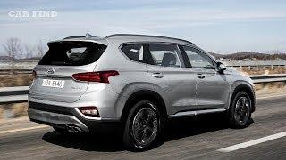 Hyundai Santa Fe (2019) The Most High-Tech Family SUV Ever?
