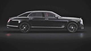 2019 Bentley Mulsanne W.O. Edition by Mulliner - The World's Most Luxury Sedan!