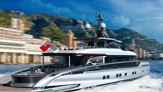 Luxury Motor Yacht For Sale || GTT135 hull 2 - DYNAMIQ 2019