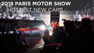 Paris Motor Show | Hottest New Cars | Driving.ca