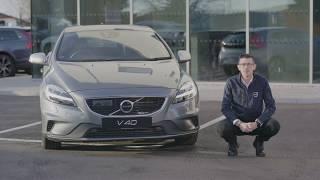 Business Sales - Volvo V40