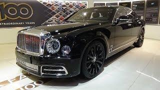 2019 Bentley W.O. Edition - Exterior and Interior - Geneva Motor Show 2019