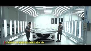 VINFAST xuất xưởng lô xe đầu tiên sang châu âu test NCAP