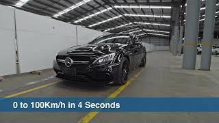 Mercedes-Benz C63 - Melbourne Luxury Car Auction