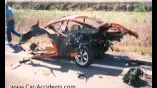 Super Accidents With Lux Cars   Video