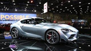 2020 Toyota Supra: First Look – Cars.com