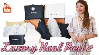 Luxury Bag Haul 2019 Part 2! Ang Gondooooh!