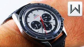 2018 Omega Speedmaster Moonwatch CK 2998 Pulsation / Panda 311.32.40.30.02.001 Luxury Watch Review