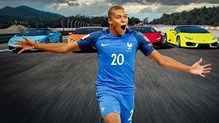 Luxury Lifestyle Of Kylian Mbappé 2018
