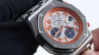 "Audemars Piguet Royal Oak Offshore ""Goliath"" LE 26217ST.OO.D071CA.01 Luxury Watch Review"