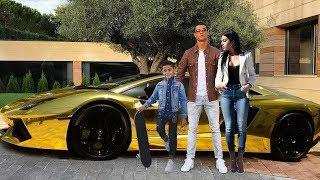 Luxury Lifestyle Of Cristiano Ronaldo 2018