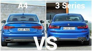 2019 BMW 3 Series vs Audi A4