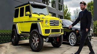 Lionel Messi's Car Collection And House Tour