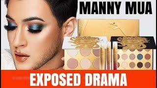 MANNY MUA LUNAR BEAUTY HOLIDAY COLLECTION EXPOSED