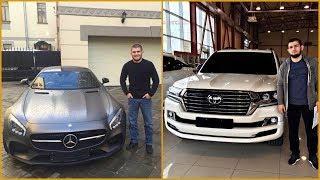 Khabib Nurmagomedov's Luxury Car Collection.