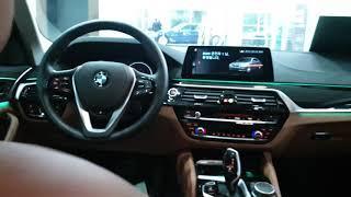 BMW 520i Luxury 쥐색 Bluestone(C2Y) & Cognac Seats