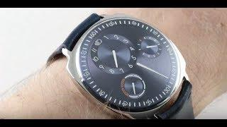 Ressence Type 1N Squared (TYPE 1.32N) Luxury Watch Review