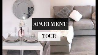 NEW BUILD HOME/APARTMENT TOUR! WHITE, GREY & PINK | REDROW HOMES | LUXURY ON A BUDGET | Hazel Wood