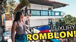 British Couple's First Time in ROMBLON, Philippines! This Is LUXURY!