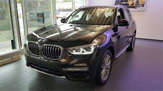 2018 BMW X3 xDrive20d Modell Luxury Line   -[BMW.view]-