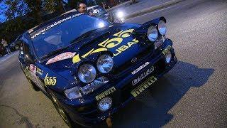 Subaru Impreza 555 + Ford Escort Cosworth!! Rallyspirit Altronix 2018!! Awesome Liveries!!