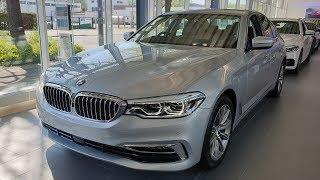 2019 BMW 520d Limousine Luxury Line | -[BMW.view]-