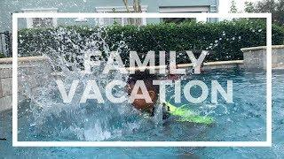 Orlando Family Vacation/Workation at Luxury Reunion Resort | Sister's College Graduation