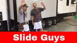 Slide Guys - Luxe Luxury Fifth Wheels
