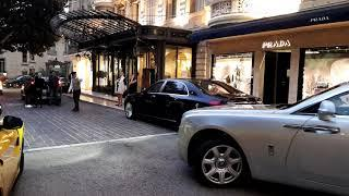 Monaco luxury cars 2019