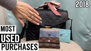 MOST USED LUXURY PURCHASES 2018! | TOP 5 Luxury purchases!