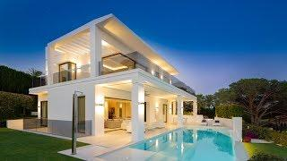 New Modern Luxury Villa, Marbella Golden Mile, Spain | 3.895.000 €