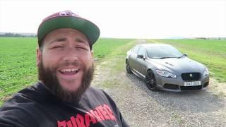 MAD 609 BHP SUPERCHARGED JAGUAR XFR!!! - Modified Car Review