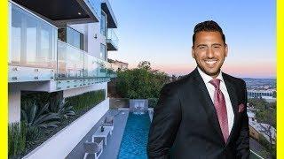 Josh Altman House Tour $8000000 Hollywood Mansion Luxury Lifestyle 2018