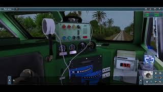 CC 203 IRC Membawa Luxury Sleeper Train
