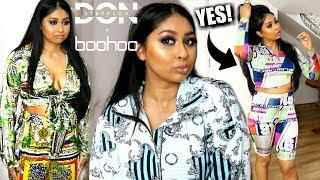 NEW STEFFLON DON x BOOHOO COLLECTION | SHE MADE MY BODY LOOK GOOD!