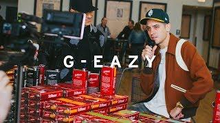 Filming for G-Eazy
