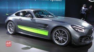 2019 Mercedes AMG GTR Pro - Exterior And Interior Walkaround - 2018 LA Auto Show