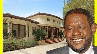 Forest Whitaker House Tour $5000000 Mansion Luxury Lifestyle 2018