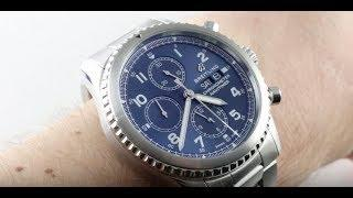 2018 Breitling Navitimer 8 Chronograph 43 A13314101C1A1 Luxury Watch Review