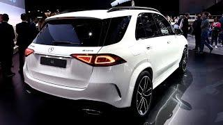 2019 MERCEDES GLE 450 4MATIC - EXTERIOR AND INTERIOR - AWESOME LUXURY SUV