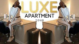 MODERN + GLAM FURNISHED LUXURY APARTMENT TOUR